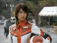 Mizuki surprises Kaito's behavior