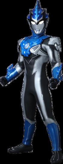 UltramanBluAqua(Render)