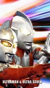 Ultraman & Ultraseven pic