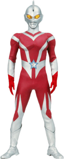 Ultraman Scott