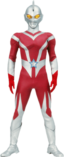 Ultraman Scott