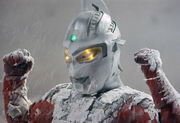 Ultraseven Frozen