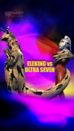 Eleking v Ultraseven pic