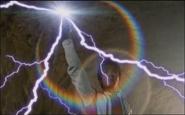 Daigo transforms to Tiga in The Final Odyssey