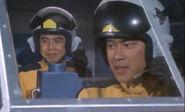 Harada and Taijima return