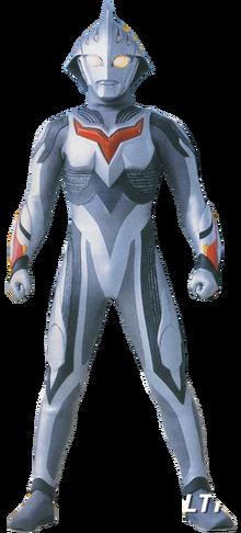 Ultraman Nexus Charecter