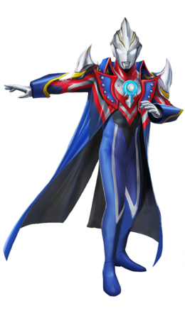 Ultraman Orb Breaster Knight