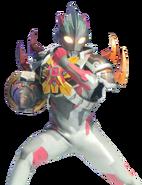 Ultraman X Denpagon Armor 2