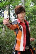 Hikaru Raido di Ultraman Ginga S