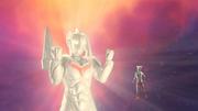 Ultraman Noa dan Zero