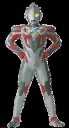 Ultraman X Render I