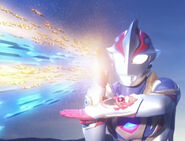 Mebius Finish