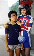 Izumi Moriyama andd...