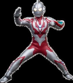 Infobox Ultraman Ribut