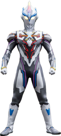 Ultraman Exceed X Render