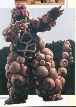 Magnia Monster