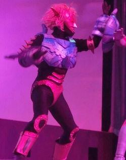 Alien Babarue Tyrant Armor