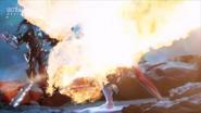 Deathrog Flames