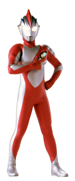 Profil Ultraman Nice
