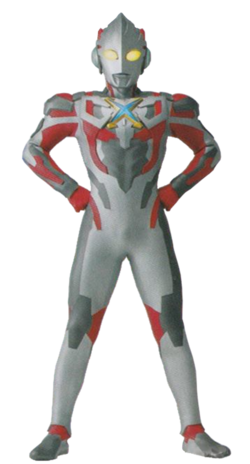 Ultraman X Pose