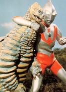 Redking v Ultraman I