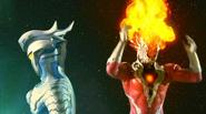 Glen Fire hot head