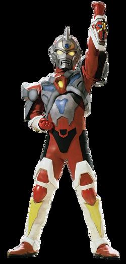 Gridman the Hyper Agent render