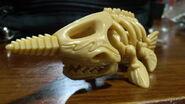 Gubila Skeleton