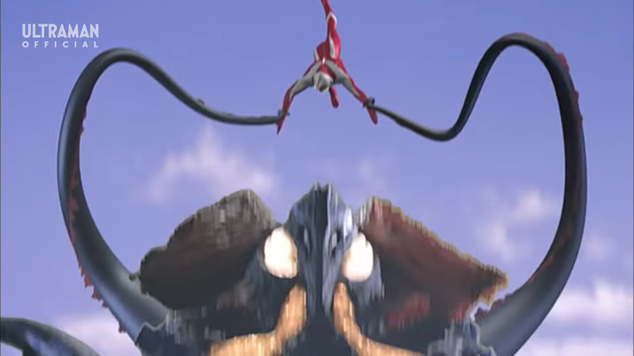 image - queen monera tentacle | ultraman wiki | fandom powered
