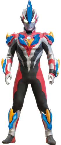 Ultraman Ginga Victory data