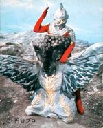 Ultraseven vs. Alien Iros
