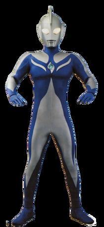Ultraman Cosmos Luna full