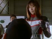 Ryo in her first meet Asuka