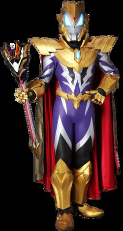 Ultraman Geed Royal Mega-Master data