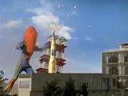 Alien Metron Jr (II) U