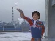 Kotaro finishes Alien Valkie