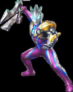 Ultraman Geed Mugen Crosser