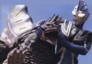 Ultraman Agul v Zonnel