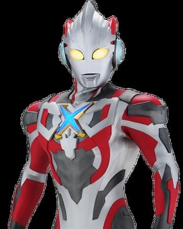 Ultraman X Character Ultraman Wiki Fandom