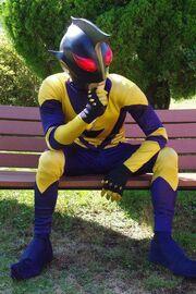 Ultraman Shadow Bench