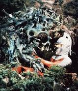 Alien Waiell v Ultraseven