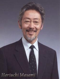 Masami horiuchi Profile