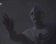 Tiga became a statue