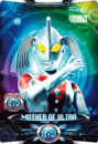 Ultraman X Mother of Ultra Card
