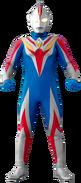 Ultraman Cosmos Charecter Futrue Mode