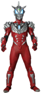 Ultraman Geed Solid Burning
