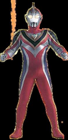 File:Ultraman Gaia Supreme Version Render.png