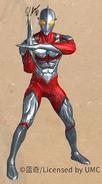 UltramanDFSpeciumPose
