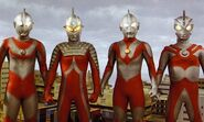 Ultraman brother
