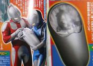 Ultraman bayi